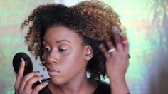 Iman Alter Ego Makeup Tutorial (Two Looks) | iknowlee