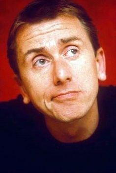 Tim Roth is thinking