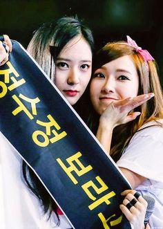 #Jessica  #SNSD  #Krystal  #F(x)  #Jungsister