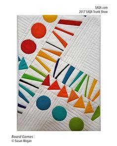 Art quilt by Susan Mogan