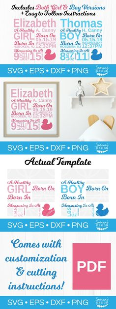 Baby Svg, Baby Design, Design Show, Clean Design, Cricut Design, Announcement, Wall Decals, Told You So, Nursery