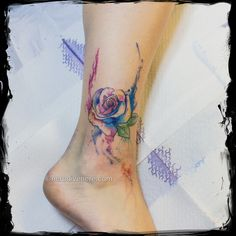 #tattoo #tatuaggio #cheyennehawk #cheyenne #pen #thunder #spirit   #tattooartist #tattoogirl  #suicide #girl #inkedgirl #tattooing #watercolor #watercolorpaint #rose #rosa #fiore #flower