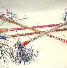 Remember these? I twirled these even after I learned to twirl for real and impressed everyone when I was 7 :)