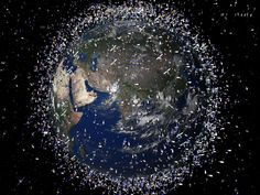 Rise in space junk orbiting Earth could 'provoke armed conflict', Russian scientists warn | Science | News | The Independent