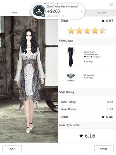 Covet Fashion 4.50+ rating - Zombie bride