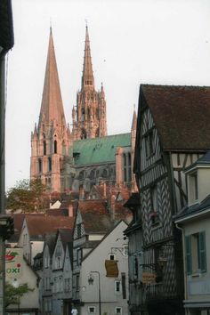 Chartres Cathedral, Chartres France