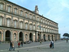 Foto Napoli: Palazzo Reale e Piazza Plebiscito