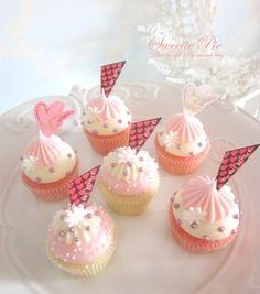 春色プチカップケーキ