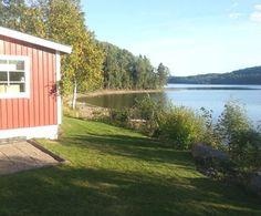 Ferienhaus Ivägsee mit Boot und Kanu in Dalsland, Schweden | SveVilla