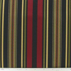 Channing Striped Home Decor Fabric