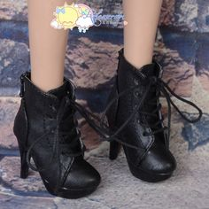 "Fit for 22"" Tonner American Model Dolls, High Heel feet Slim MSD BJD, such as Evangeline Ghastly, Minifee, Narae (Note: NOT fit for Flat Feet Slim MSD BJD )"