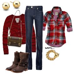 Untitled #264, created by sarrc on Polyvore
