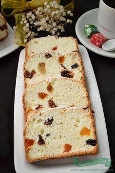 Chec din Albusuri- Reteta la Cana Food Cakes, Special Recipes, Pound Cake, Have Time, Vanilla Cake, Banana Bread, Cake Recipes, Bakery, Sweet Treats