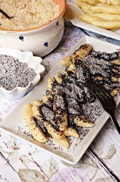 DSC_09781 Hungarian Recipes, Hungarian Food, Winter Food, Bakery, Food And Drink, Banana, Yummy Food, Sweets, Vegan