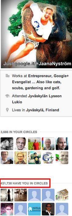 Miksi Google+ vaietaan Suomessa liki kuoliaaksi?