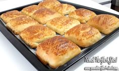 Kete Nasıl Yapılır Poppy Seed Recipes, Recipe Sites, Instant Yeast, Griddle Pan, Hot Dog Buns, Hamburger, Chicken Recipes, Dishes, Cooking