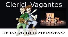 Giovedì, teatro, cabaret, giocoliera .. con i Clerici Vagantes, nello spettacolo TE LO DO IO IL MEDIOEVO! Info: 0434.551.781