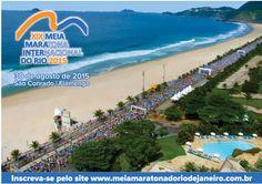 Corridas do MarcusCezar: Meia Maratona Internacional do Rio de Janeiro 2015...