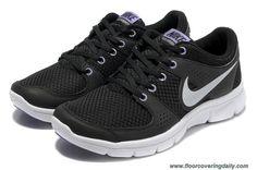 best website 55ac9 773e2 525754-001 Womens Run Black Silver Nike Flex Experience Run Online