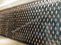 Chinese manufacturer of laser cut screens and modern metal furniture, specialize in custom design decorative metal products and ship worldwidely. Laser Cut Metal, Laser Cutting, Stainless Steel Screen, Partition Screen, Laser Cut Screens, Metal Screen, Metal Furniture, Custom Design, Ceilings