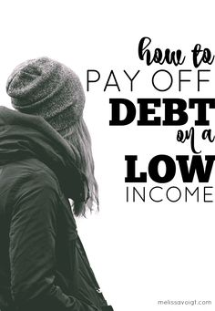How do you pay off debt on a low income? It can be super discouraging and feel like you are going no-where. Is it possible? We think you can. Grab all our best budget tips and tricks to paying off debt on a low income.