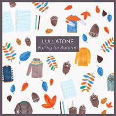 Falling for Autumn - EP | Lullatone