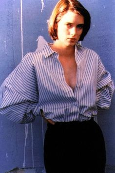 "90s-wear: ""Winona Ryder, early 90s haven't known that one """