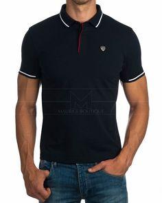 Armani EA7 © Polo shirt - Navy Blue | BEST PRICE