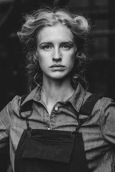 Camilla Hansen.