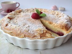 Mini Pavlovy - Víkendové pečení Bakewell Tart, Mini Cheesecakes, Sponge Cake, Food Styling, Cake Recipes, Sweet Treats, Deserts, Food And Drink, Pie