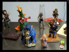 World of fantasy  Www.ilcreamondi.com  Sculpt on demand and Dreams on request ,  what you want as you wish