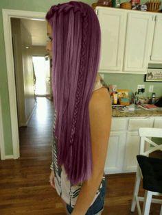 This hair is so pretty