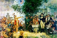 Shawnee Indians Surrender at the Treaty of Greenville Native American History, American Indians, Shawnee Indians, Greenville Ohio, Indian Pictures, American Frontier, American Artists, Nativity, Native Americans