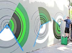 Chapter 9 MURALS. See the rest of these images on http://www.designsoak.com/street-art-projects-creatives/