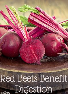 Food Facts: Red Beets Benefit Digestion | Organic | Natural Remedies | Holistic |