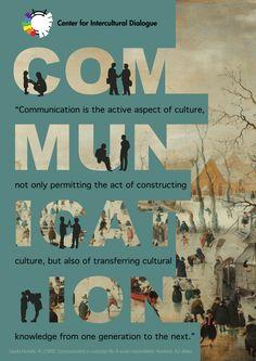 CID Poster #5: Communication as Culture Definition