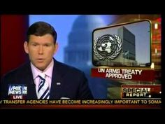 UN Arms Treaty Approved – US Voted In Favor The assault on the Second Amendment continues…