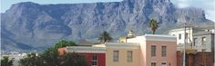 Bo Kaap Cape Town Cape Town, Mansions, House Styles, Home Decor, Decoration Home, Room Decor, Fancy Houses, Mansion, Manor Houses