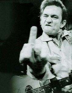 Johnny Cash... Best picture ever.