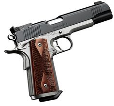 Kimber 1911 Super Match II - From the Kimber Custom Shop™—the finest all-around pistol ever offered by Kimber®.