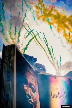 And so our journey begins #tomorrowland #edm