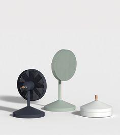 Convex Electric Fan. Designed by Jiyoun Kim, Junyoung Jang. | simply…