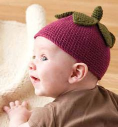 Fresh picked Baby Berry Hat!