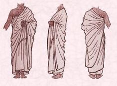 men's greek clothing | Ancient Costume - Early Assyrian Clothing c800 B.C.