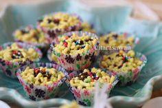 Biskut Sarang Semut - Recipes Today!