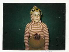 Strange E.T. costume #vintage