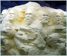 Amazing Butter Sculpture