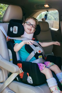 """It's been nearly a year since Caleigh received her car seat last October.  It took me awhile to come up with this review mostly because I currently  have a love hate relationship with the Convaid Carrot 3 Car Seat.  Our insurance paid for the car booster seat, and I remember it being over  three thousand dollars. The price is pretty ridiculous for starters, but it  dutifully falls in line with all the other """"special"""" equipment prices.  One thing that I don't like about this..."""