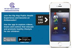 Hip Hop Health Ambassadors - Communicating musical and visual public health messages Public Health, Healthy Lifestyle, Hip Hop, Messages, Education, Hiphop, Healthy Living, Onderwijs