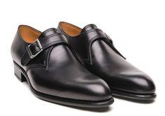 Weston / Flore buckle derby shoes
